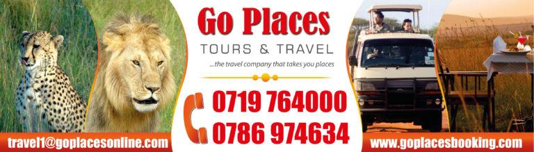 Leisure & Travel Guides EA , Kenya