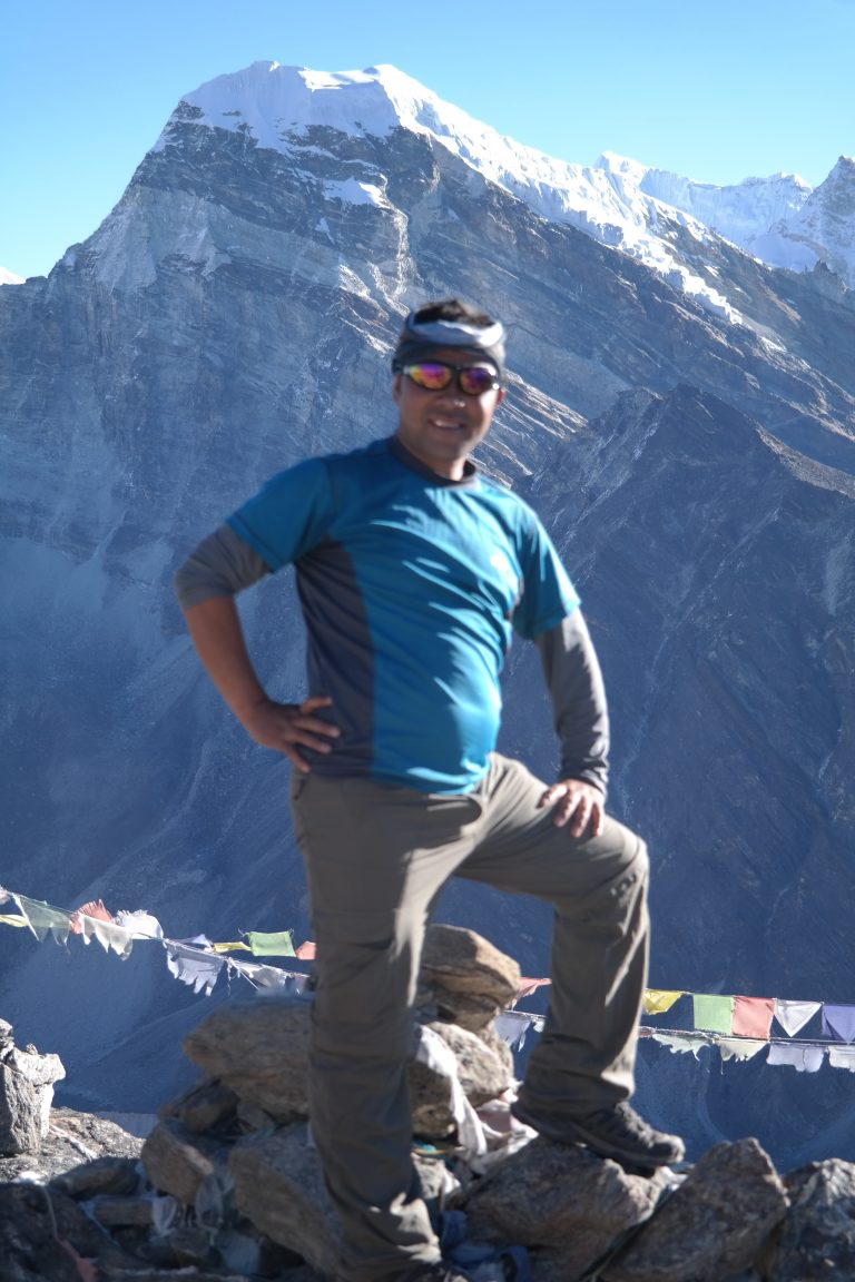 Nepal Planet Treks Expedition