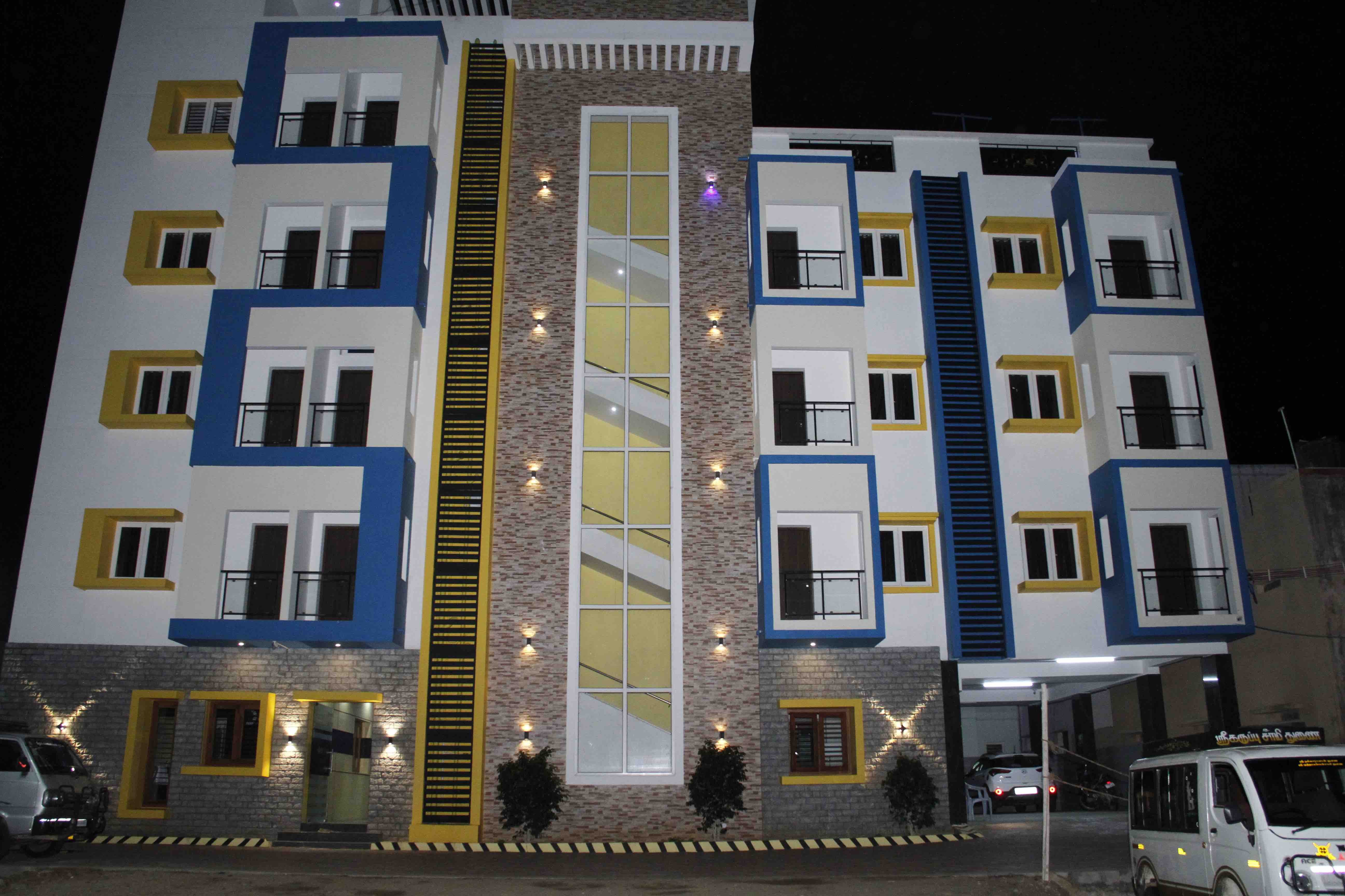 Jeyam Residency, Dindigul, India